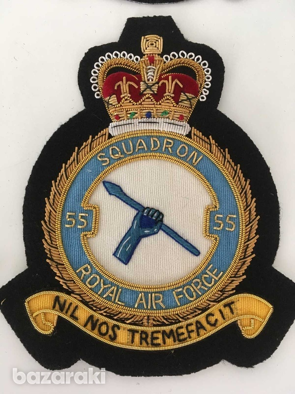 18pcs set of royal air force embroidered patches badges - collectibles-3