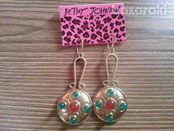 Assorted betsey johnson earrings - two available-2