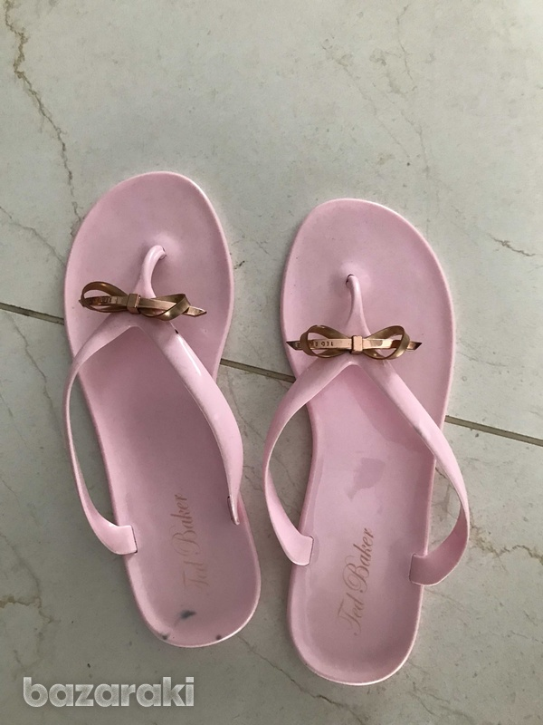 Ted baker flat slippers-1