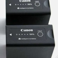Original canon bp 975 battery for canon c100, c300, c500 xf100 xf200