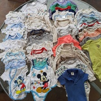 Huge selection of baby clothes - 300 pieces