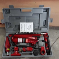 Hydraulic body and fender kit 4 tons