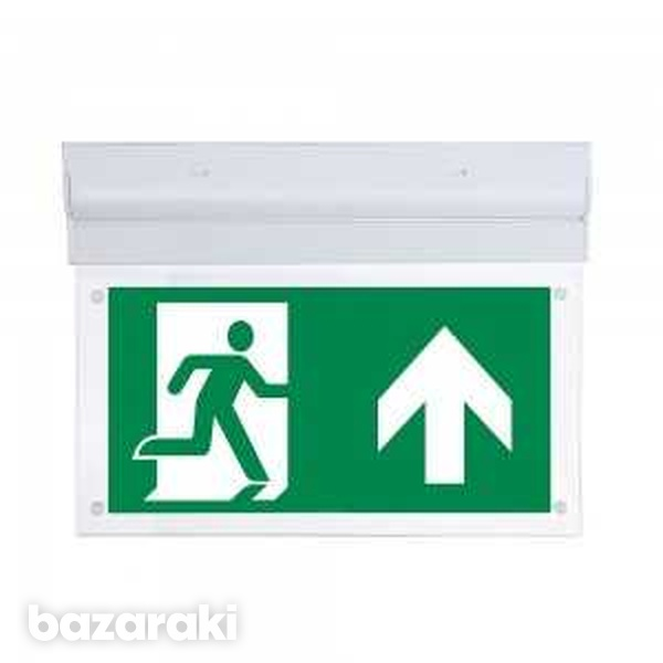 New 2w wall surface emergency exit light