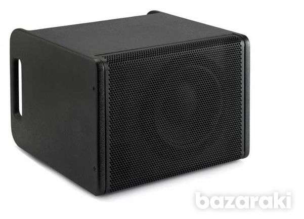 150w 8 inch self-powered subwoofer with 2x40w outputs-1