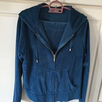 Marks and spencer velvet tracksuit size large