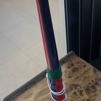 Vuvuzela brazil sign 70cm tall very rare