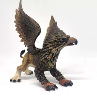 Gryphon plastic action figure by safari ltd 12cm long