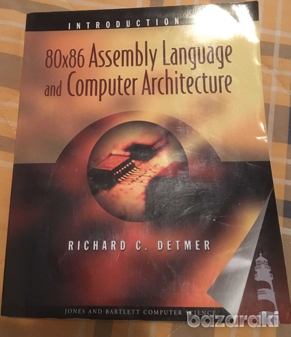Assembly language book