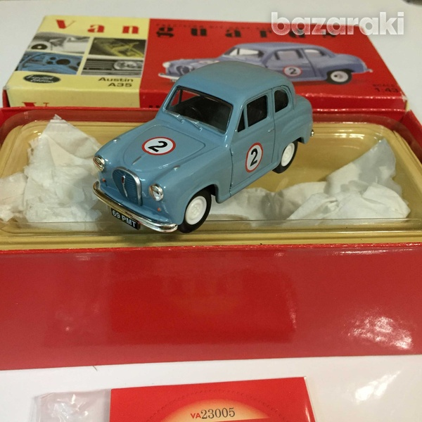 Austin a35 model by vangaurds 1/43 scale, new-3