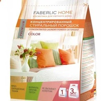 Faberlic. concentrated laundry detergent for colors