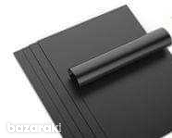 Bbq grill cooking non stick 2 mats