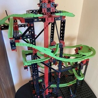 Lego creator challenging structure