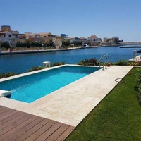 3 bedroom villa in limassol marina