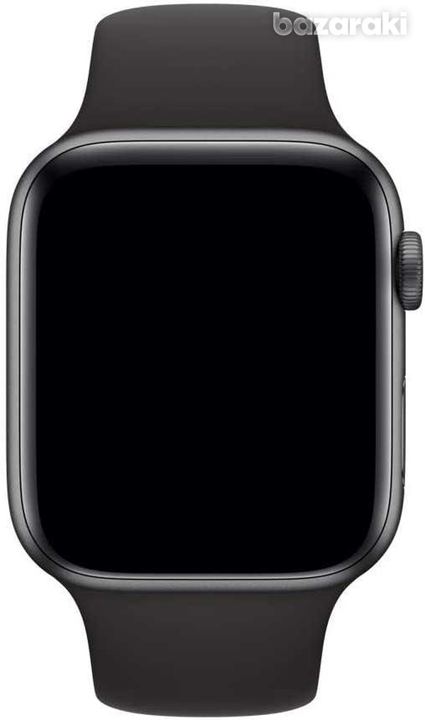Apple watch sport band 38 42 mm black - size s m l - original 6 5 4 3-2