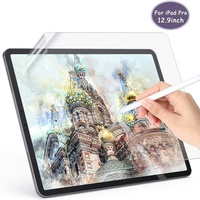 Paper like screen protector film for ipad pro 12.9 in 2018 2020