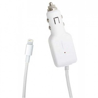 Ksix car charger for ipnone5 ipod