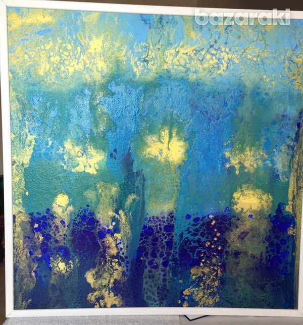 Picture resin/ acrylic/ art/ decoration/-2