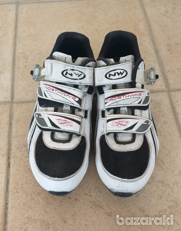 Mtb cycling shoes size 43 παπούτσια ποδηλασίας-1
