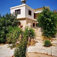4 bedroom detached villa in agios athanasios