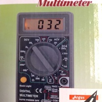 Multimerer digital with accessories brand new in sealed box.
