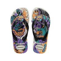 Havaianas kids top graffiti flip flop 4145751-0001