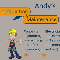 Andy's construction and maintenance
