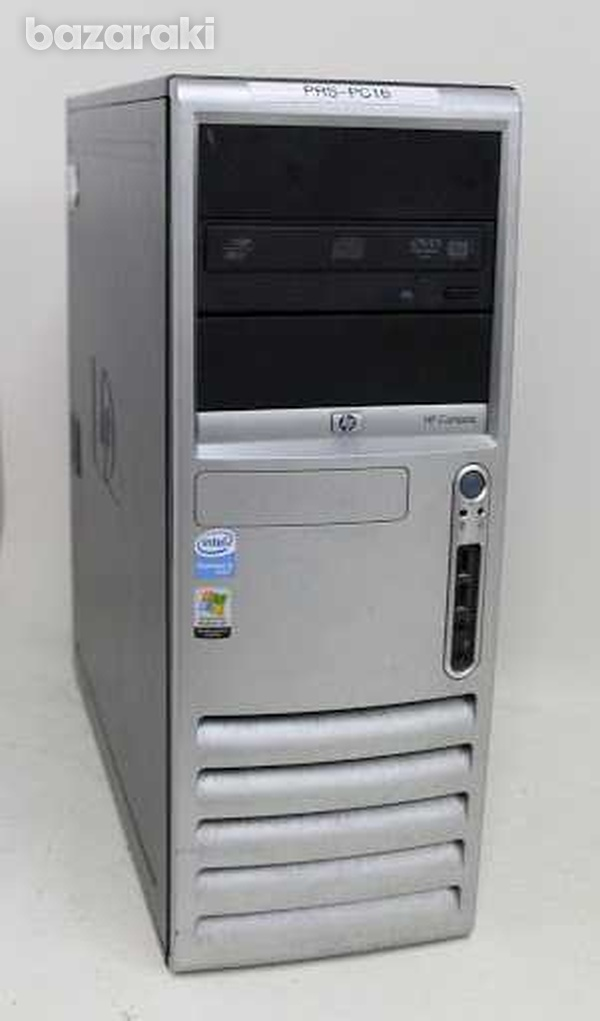 Hp desktop core2duo-1