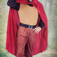 Forest prince costume like new 7-10years