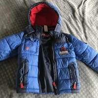 Jacket for a boy up to 4 years old
