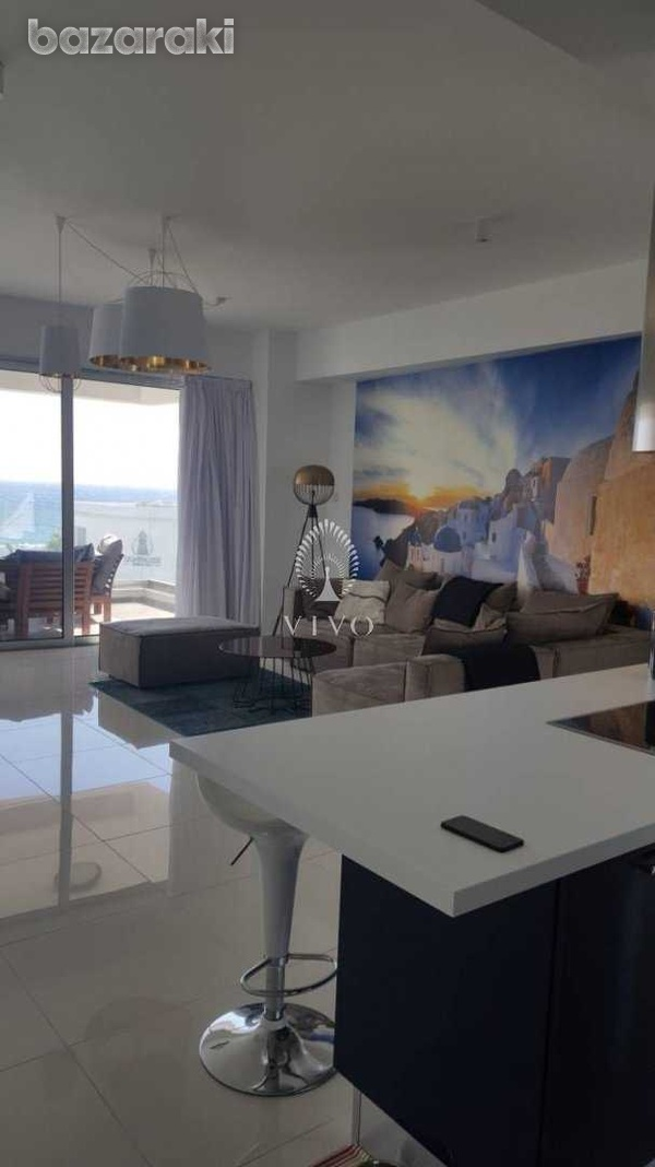 3 bedroom modern design furnished apartment by the sea front-1