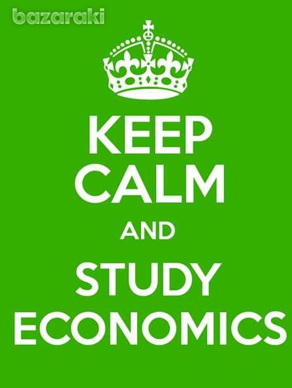 Online and at-home private tutoring in economics and accounting.