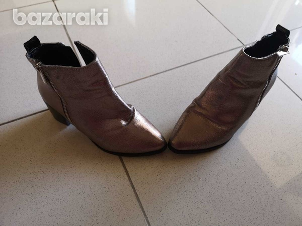 Silver shoes-2
