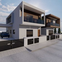 Polemidia - glorious residence -4 bedroom