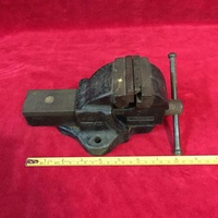 Medium size bench vice by woden 186b/0 made in englandn