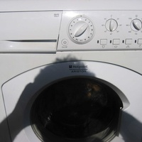 Washing machine hotpoint arist class a+ 6 kilos 1000 spin delivery install