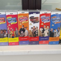 Only fools and horses complete video set