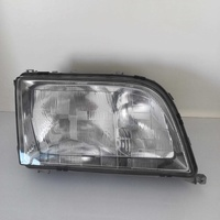 Mercedes benz w140 head lamp, right