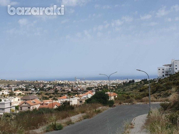 Residential plot in agia fyla