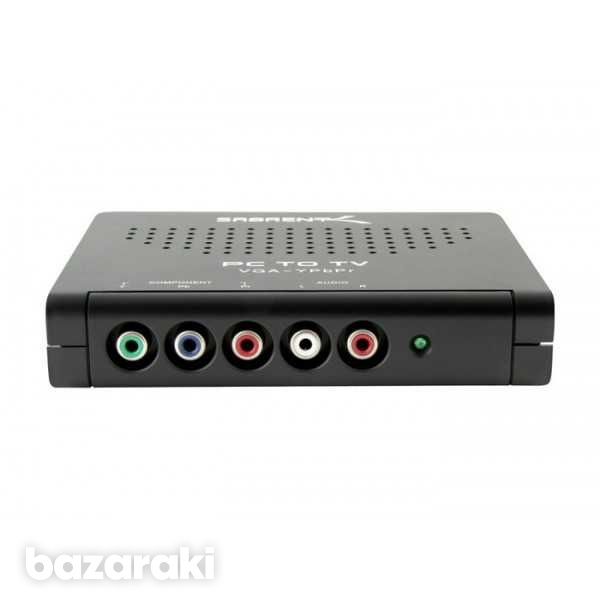 Sabrent pc to component video converter-2