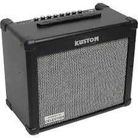 Kustom dual30rc electric guitar practice amp amplifire 30watts rms new