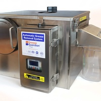 Automatic grease trap grease guardian x7