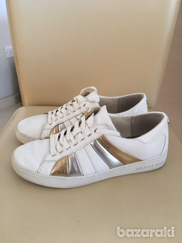 Michael kors leather sneakers, size 38-1