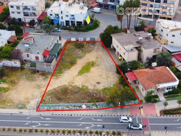 Commercial land 1143 m²-2