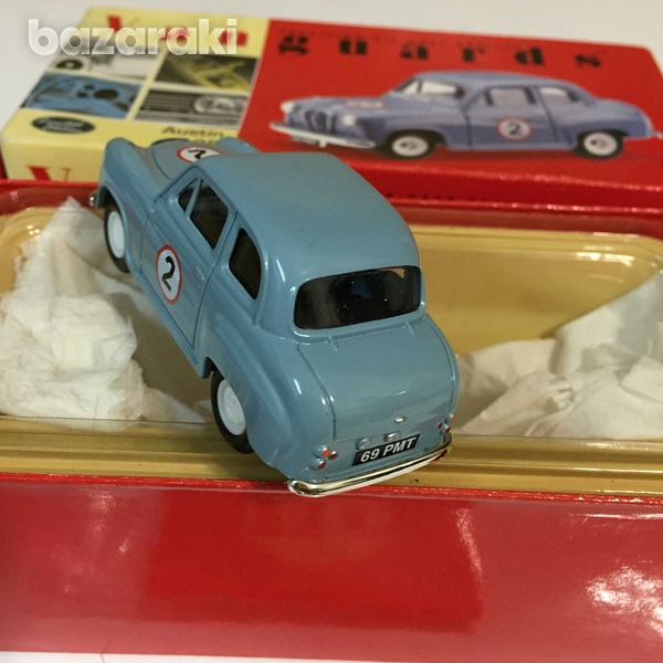 Austin a35 model by vangaurds 1/43 scale, new-5