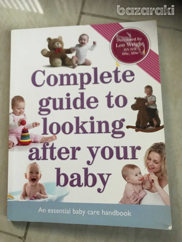 X5 books for expecting mums. baby names and complete guide for help-3