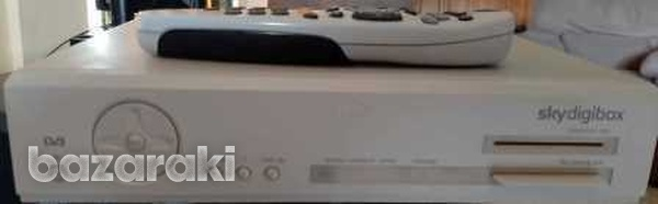 Pace satellite receiver with remote control-1
