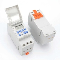 Ac 220v digital lcd power timer programmable time switch relay 16a temporizador
