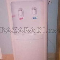 New hot-cold water refrigerator