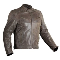 Nordcap cafe race jacket brown