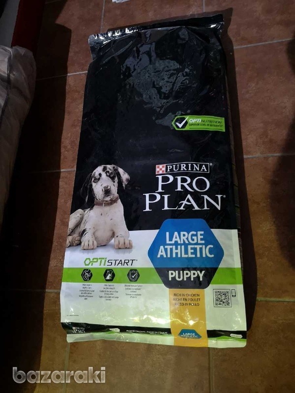 Proplan large athletic puppy 12kg